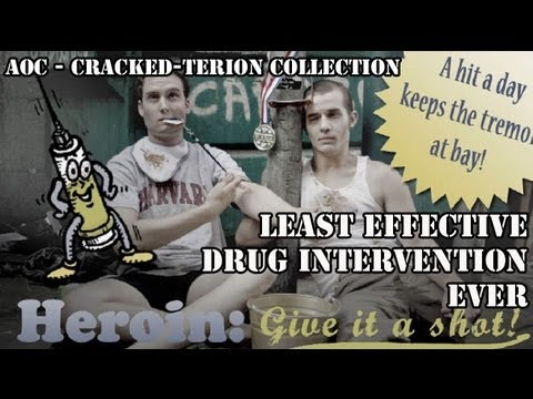 Least Effective Drug Intervention Ever   Agents of Cracked   Episode 10