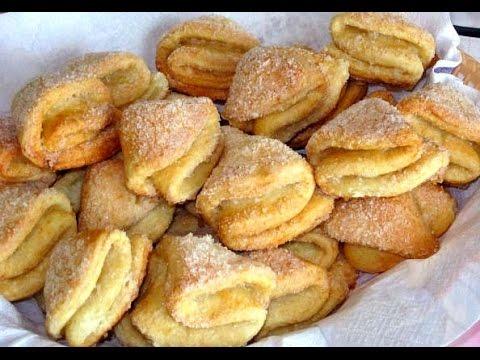 Творожные печенья треугольники рецепт с фото пошагово