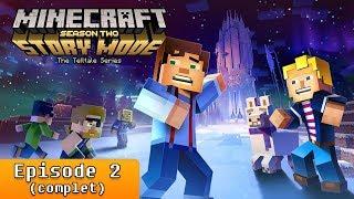 Gameplay / Let's Play sur Minecraft Story Mode Season 2 en français (FR)! Pensez à vous abonner...
