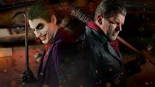Video JOKER vs NEGAN ( The Walking Dead) - Super Power Beat Down (EPISODE 23) MP3, 3GP, MP4, WEBM, AVI, FLV Februari 2019