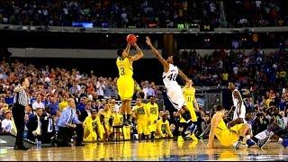 Video Clutchest Shots in College Basketball History [HD] MP3, 3GP, MP4, WEBM, AVI, FLV November 2017