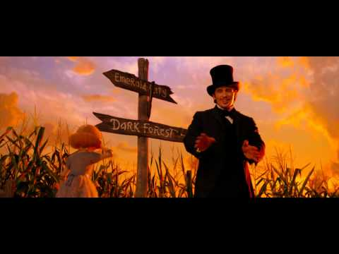 Oz: The Great and Powerful (Clip 'China Girl Joins the Party')