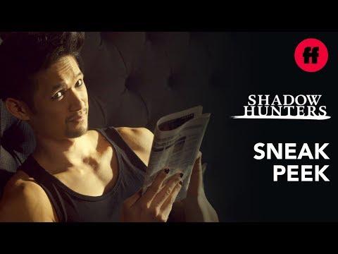 Shadowhunters Season 3, Episode 17   Sneak Peek: Alec Nervously Invites Magnus to Dinner   Freeform