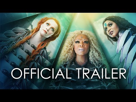 Disney s A Wrinkle In Time Official Trailer