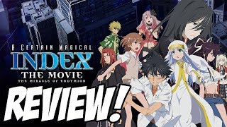Nonton A Certain Magical Index The Movie   The Miracle Of Endymion English Dub Film Subtitle Indonesia Streaming Movie Download