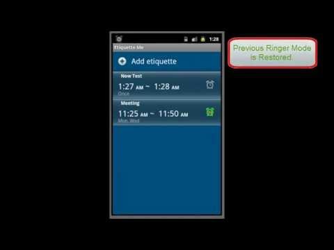 Video of Silent Timer, Sleep Timer Lite