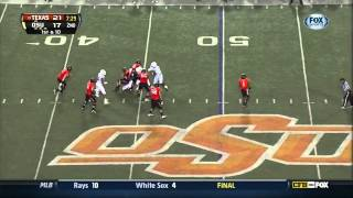 Jackson Jeffcoat vs Oklahoma State (2012)