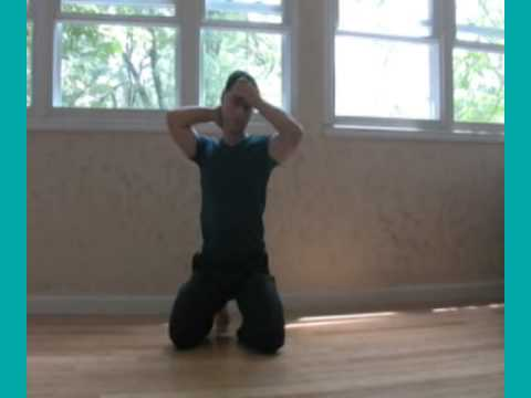 Martial Arts Kicking Stretching Techniques