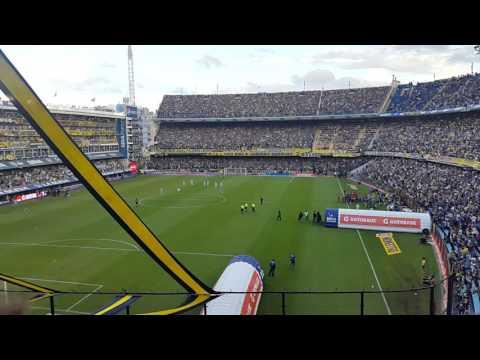 Recibimiento Boca 2/4/16 - La 12 - Boca Juniors - Argentina - América del Sur