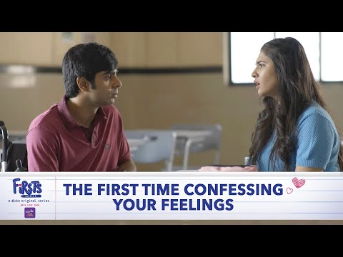 Dice Media | Firsts | Web Series | S05 | E05-08 - The First Time Confessing Your Feelings (Part 2)