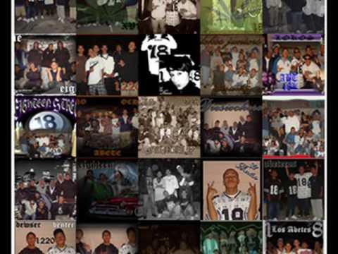 ABT - una rola dedicada para todos los abt 18 sonando,18st, xv3, eigtheen street, 18 street gang, la diesiocho, el barrio de barrios.osea el barrio 18st.