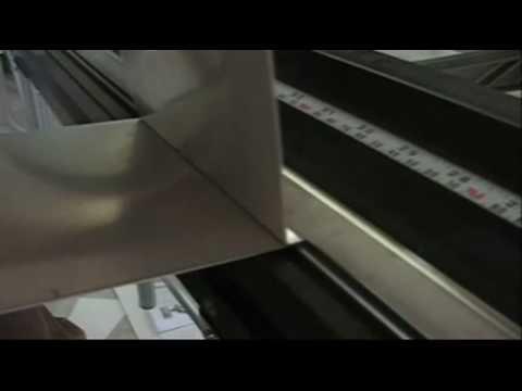 Plegadora   Plegadora Cizalla Indicada Para Chapa De Aluminio