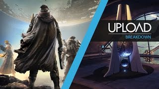 Destiny Beta Gameplay - The Destiny World