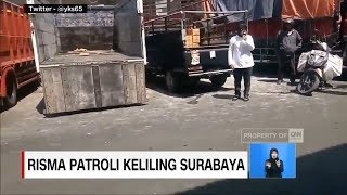 Video Risma Patroli Keliling Surabaya MP3, 3GP, MP4, WEBM, AVI, FLV Desember 2018