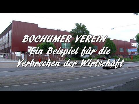 Bochumer Verein - ein Beispiel für die Verbrechen der Wirtschaft
