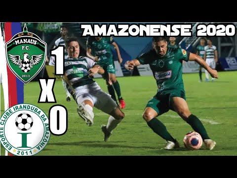 Manaus FC 1x0 Iranduba