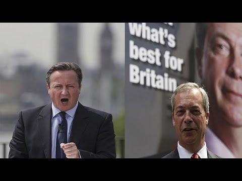 Βρετανία: Φουντώνει η δημόσια αντιπαράθεση λίγο πριν το δημοψήφισμα