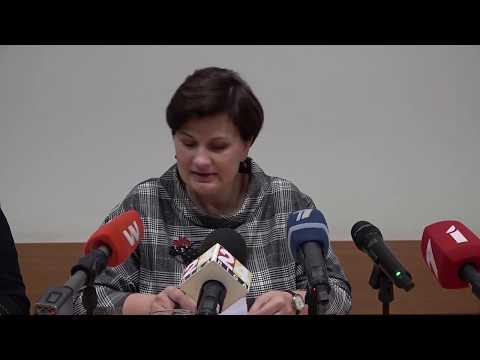 Veselības ministre Ilze Viņķele iepazīstina ar paveikto veselības aprūpes jomā