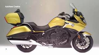 4. 2018 BMW K 1600 Grand America Touring Bike Specs & Price