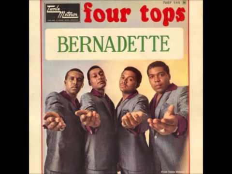 Four Tops - Bernadette (1967) HD