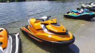 10. 2017 Sea-Doo GTS/GTI - Interview w/ James Heintz Global Product Manager