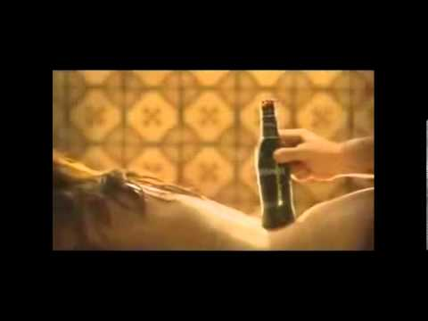 funny videos : Hot Girl Funny Beer Commercials Banned