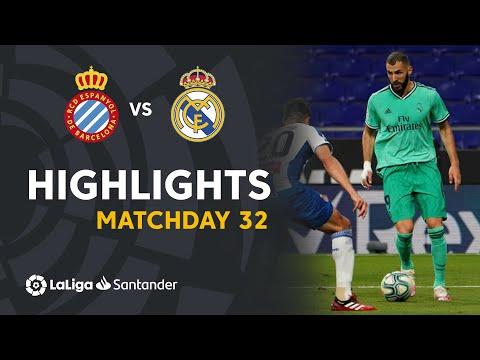 RCD Real Club Deportivo Espanyol Barcelona 0-1 FC ...