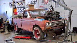 MOTOR REVEAL! - 1969 Datsun by TJ Hunt