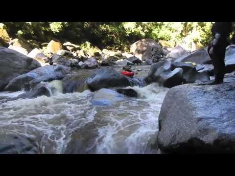 New Zealand Whitewater Kayaking 2013: Alaskan-style…