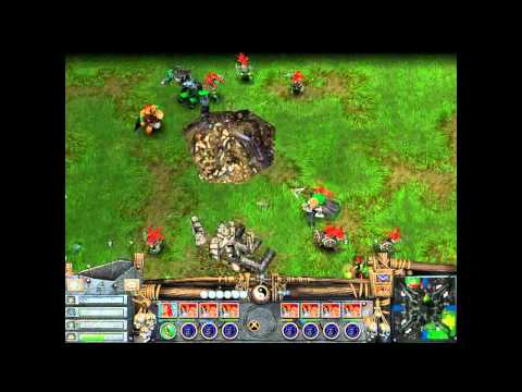 Battle Realms: Winter Of The Wolf Gameplay