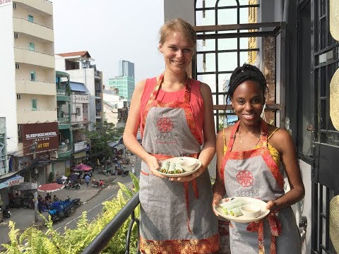 Learning To Cook Like A Pro In Vietnam - Ho Chi Minh City Cooking Classes