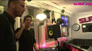 Firebeatz - Live @ SLAM!FM Studio, Bij Igmar Show 2014