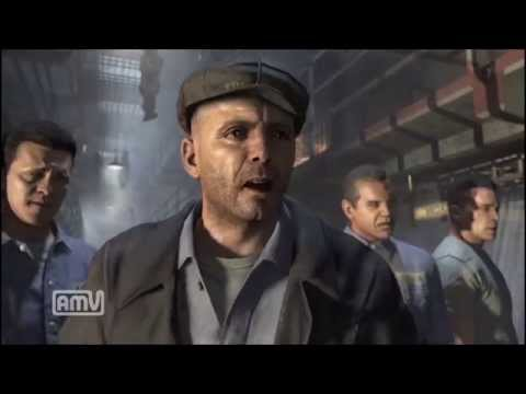 Call Of Duty Black Ops2 Zombies - 115 Music Video In Alcatraz ゾンビモード