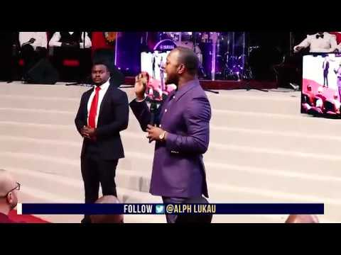 The Power of FAITH (Part 1)  - Pastor Alph LUKAU (видео)