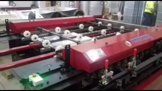 Autofold And Fabriflange Operation