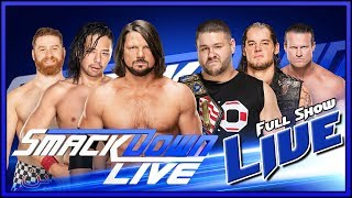 WWE SmackDown Live June 13th 2017 Full Show, here is my Live Reactions to the Full Show Of WWE SmackDown Live June 13th 2017 Full Show. There are highlights,...