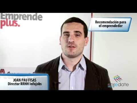 Joan Pau Fisas - Entrevista Enrédate Elx-Baix Vinalopó 2012