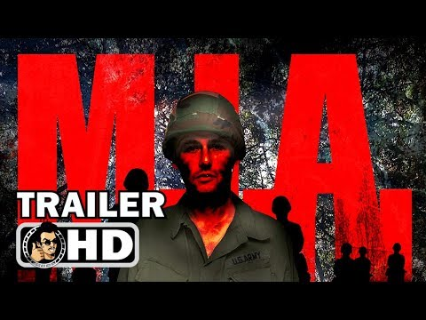 M.I.A. A GREATER EVIL Official Trailer (2018) War Thriller Movie HD