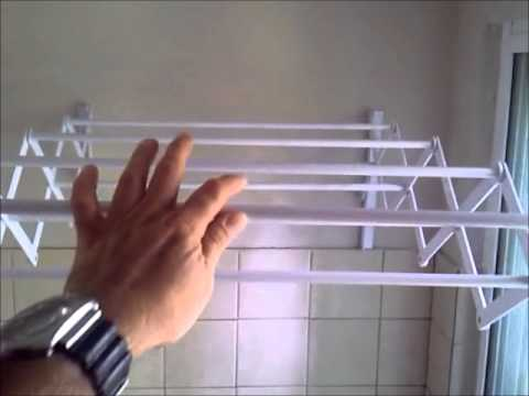 Tendedero plegable videos videos relacionados con tendedero plegable - Como hacer un tendedero de ropa ...