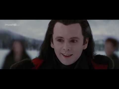 Gia đình Cullen vs. nhà Volturi (The Twilight Saga: Breaking Dawn part 2)