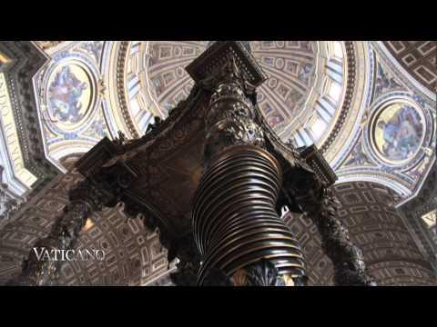 Der Petersdom - eine der größten Kirchen der Welt
