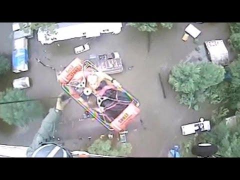 ΗΠΑ: Συνεχίζονται οι καταστροφικές πλημμύρες στη Λουιζιάνα