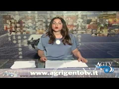 Telegiornale AgrigentoTv del 17-05-2017