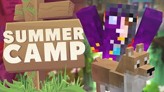 MINECRAFT SUMMER CAMP! Doges!