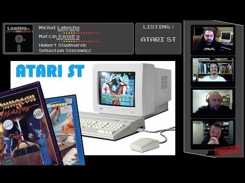 Loading #17 - Atari ST historia prawdziwa