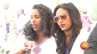 Ebs Reportage  Meskel Celebration in Adigrat part 3