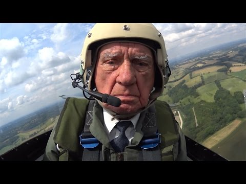 Video RAF Pilot Reunited With The Spitfire | Forces TV download in MP3, 3GP, MP4, WEBM, AVI, FLV January 2017