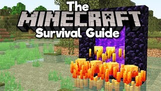 Overworld Blaze Farm! • The Minecraft Survival Guide (Tutorial Lets Play) [Part 174]