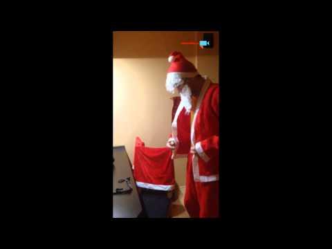 Přípravy na Vánoce