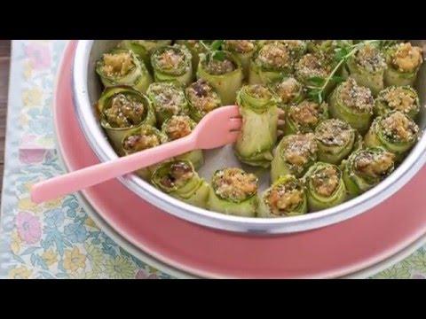 involtini di zucchine e tonno - ricetta